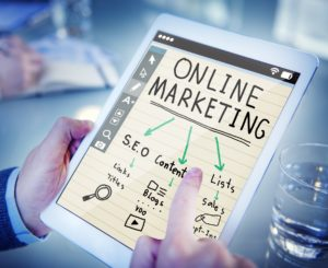 Jump to online marketing